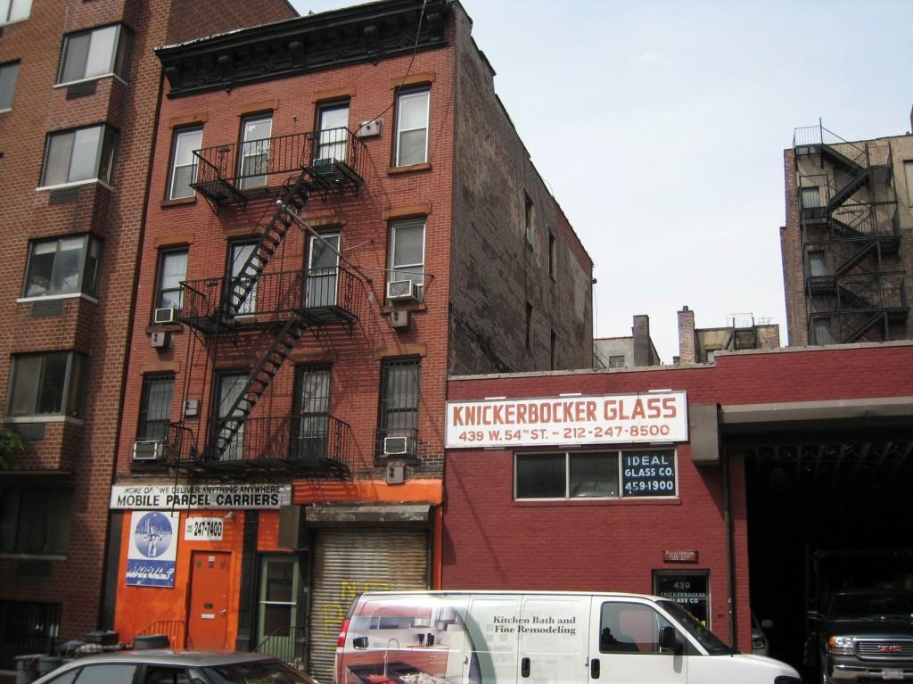 443 West 54th Street LoopNet