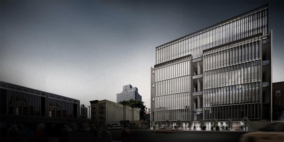 Soori High Line exterior