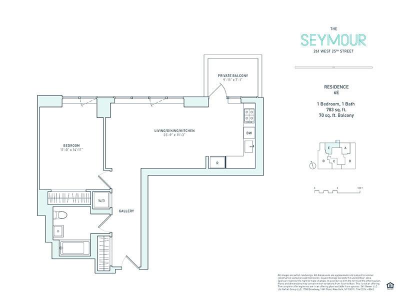 The Seymour 6E