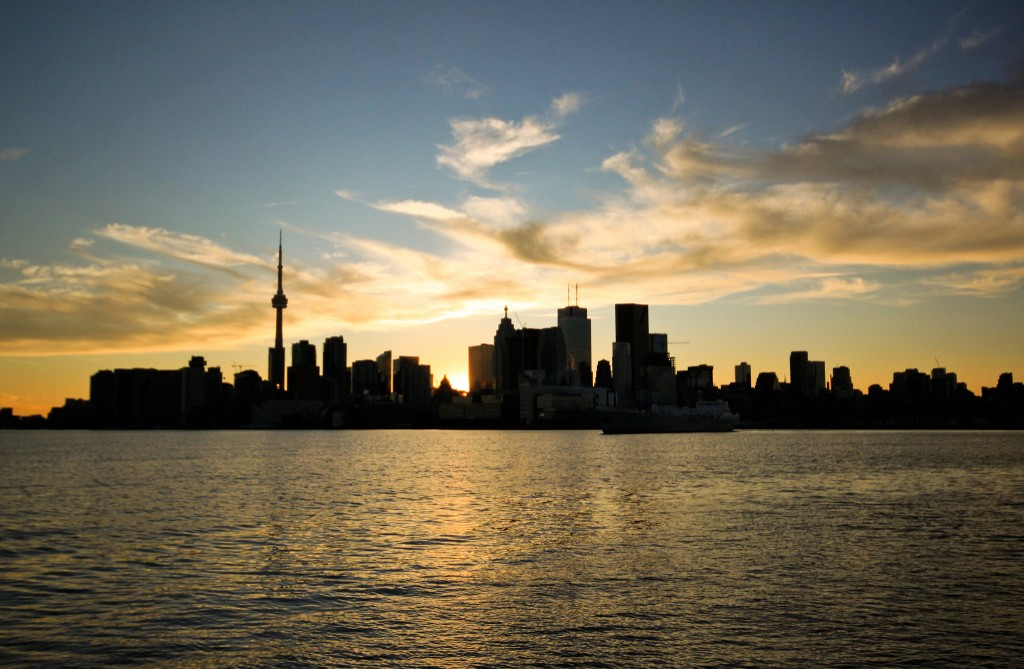 Toronto July