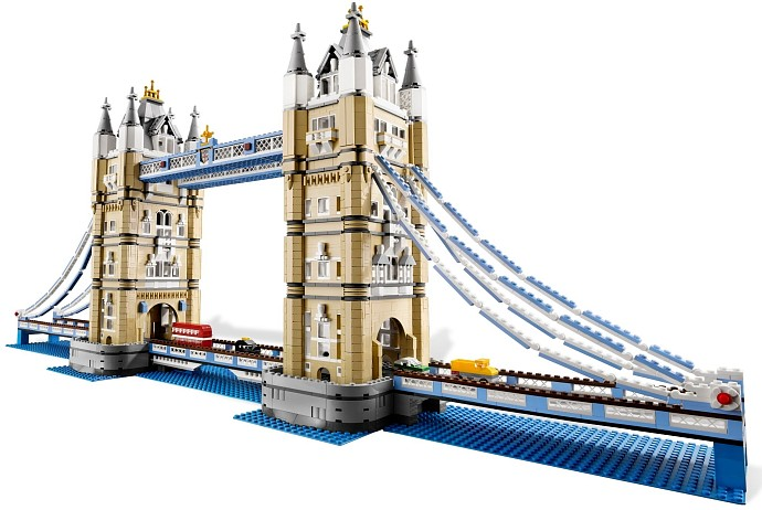Tower Bridge LEGO