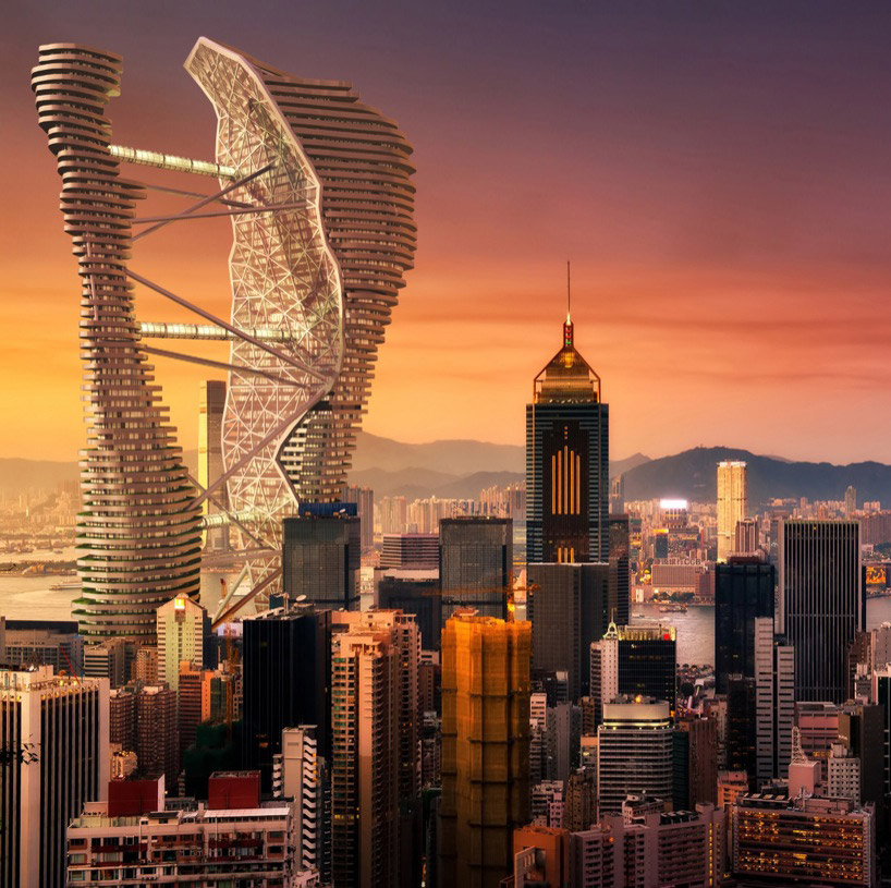 hong kong tower-1