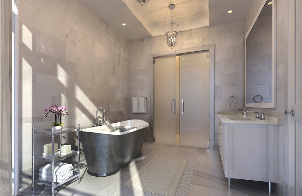 1110 Park Avenue bathroom