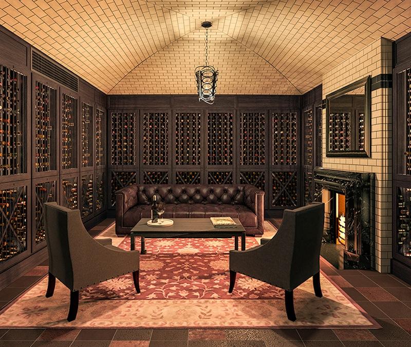 1110 Park Avenue lounge