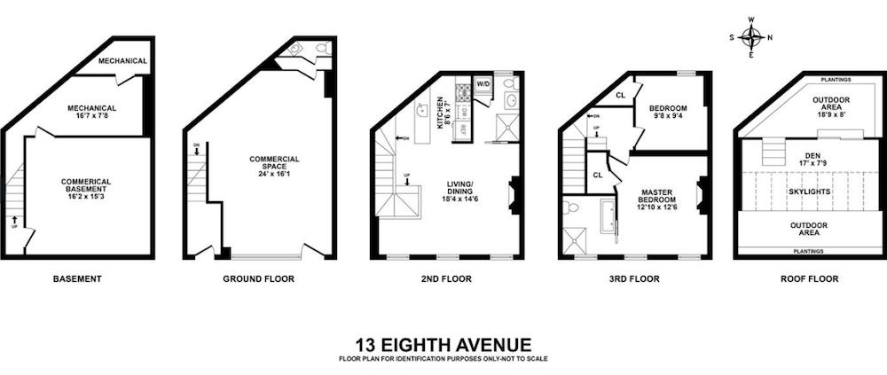 13 Eighth Avenue fp