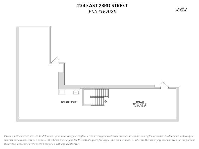 234 East 23rd PH 2