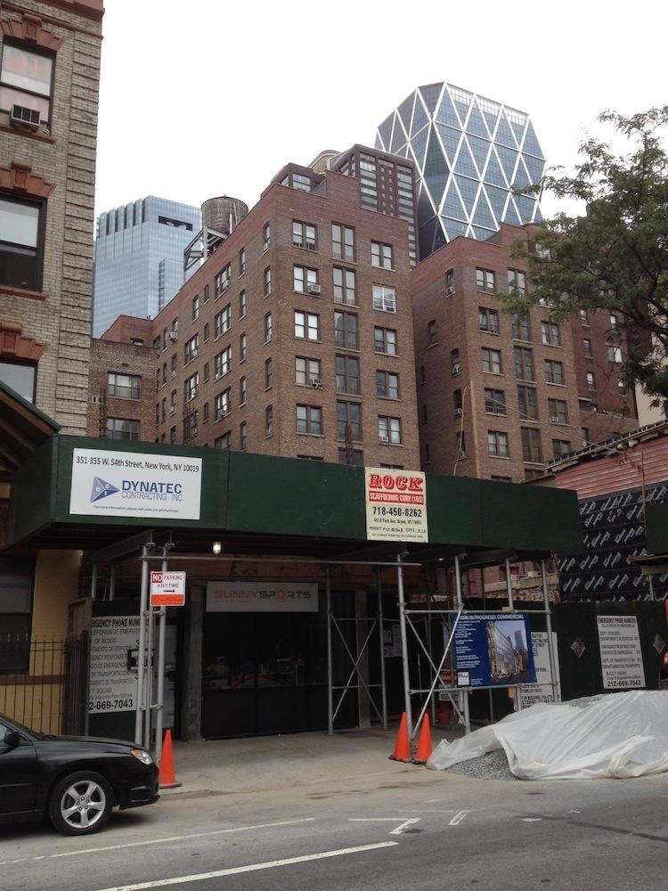 351 West 54th Street