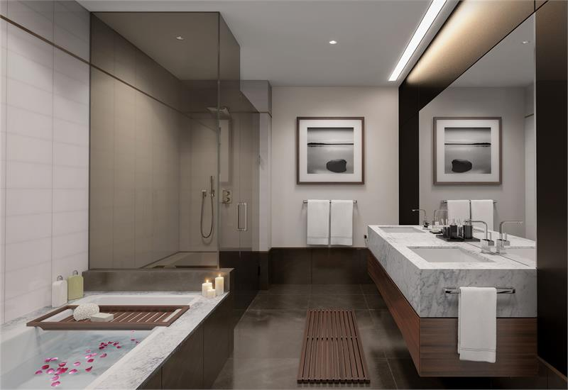 400 Park Avenue South bathroom