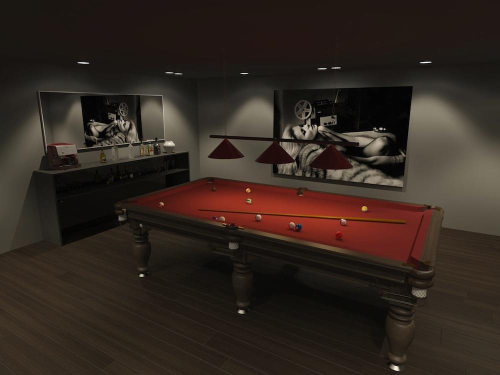 492 Warren billiards