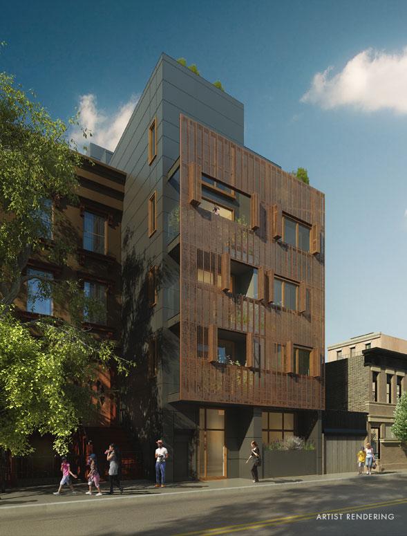 538 Washington Avenue rendering 1