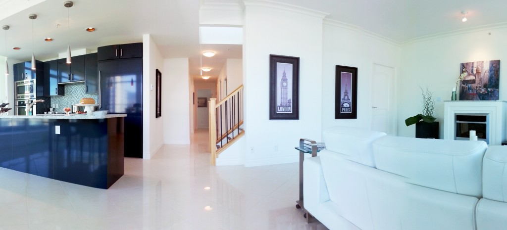 Atrium penthouse suites