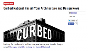 Curbed Toronto announcement