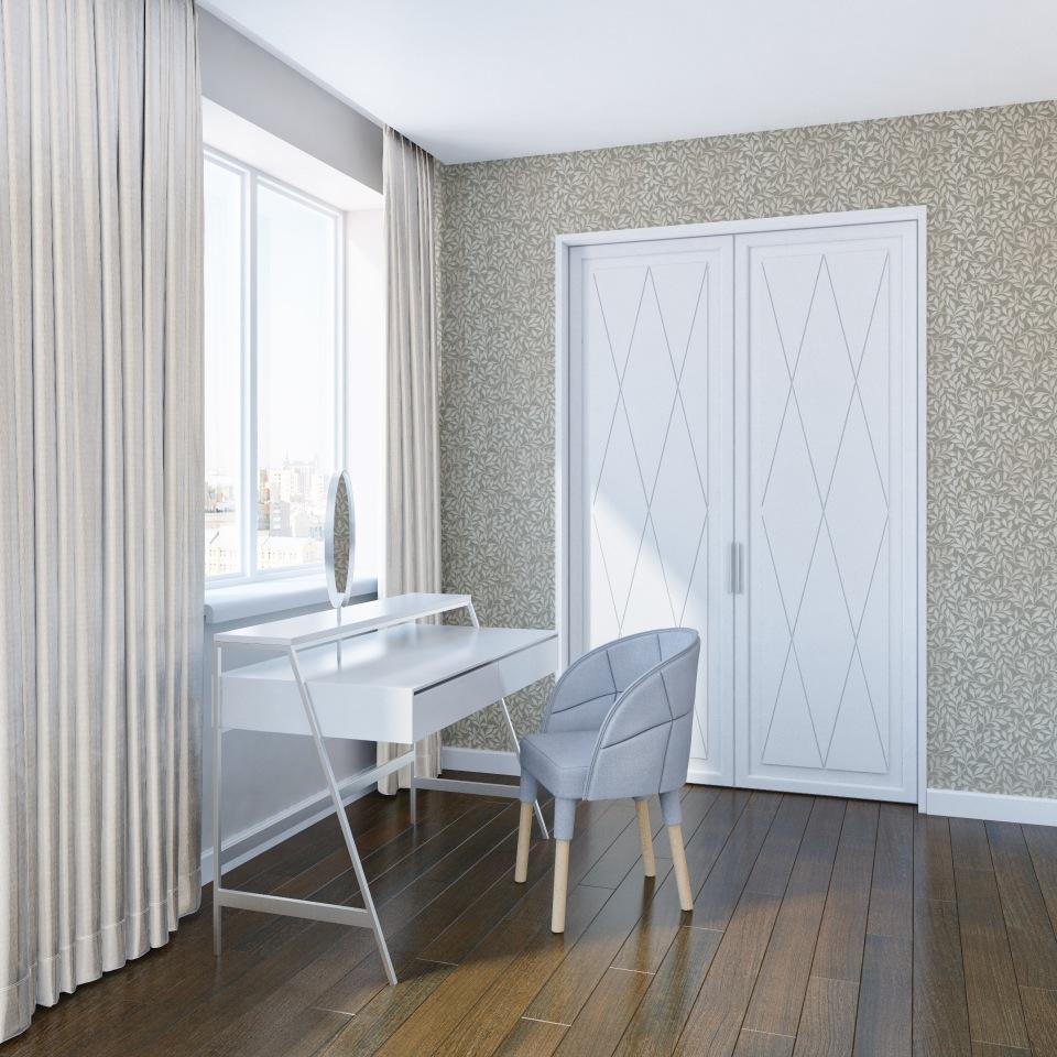 Interior Drawing Room 838 Broughton Street