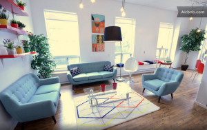 Montreal loft airbnb