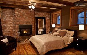Quebec City Airbnb