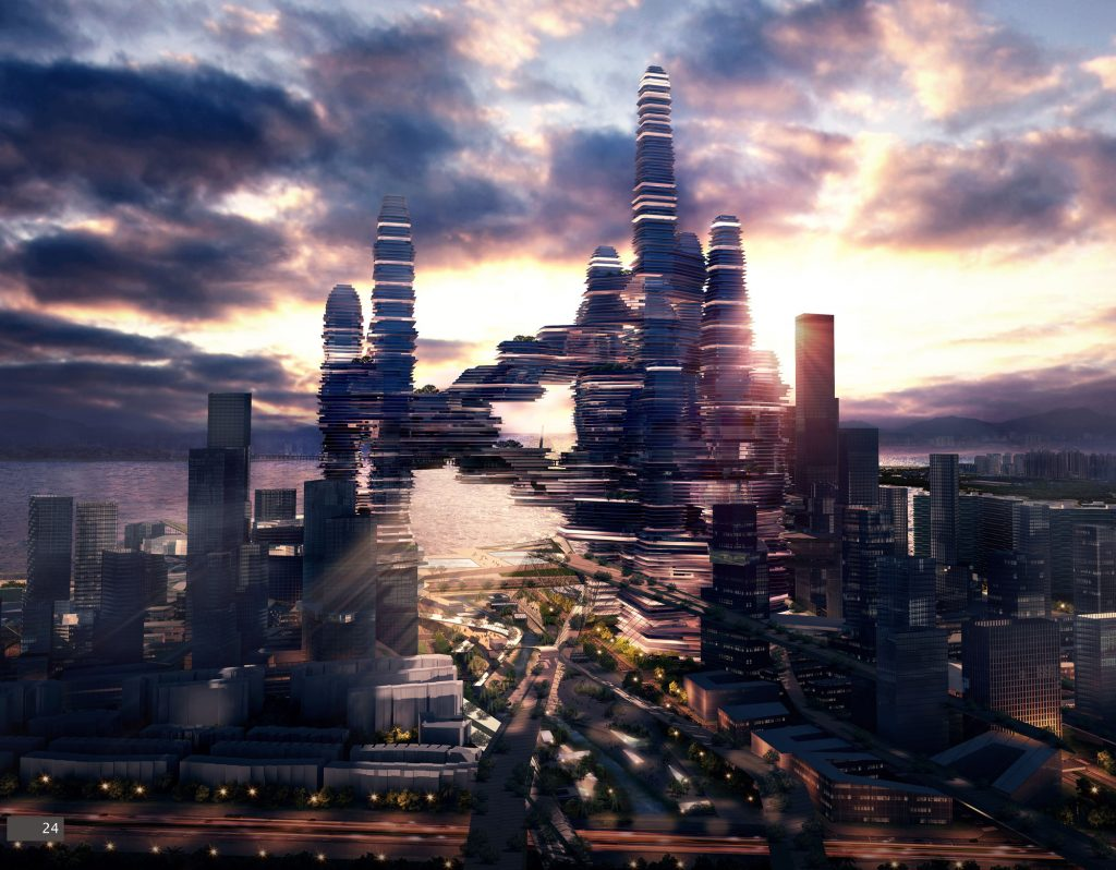 Shenzhen super city-2