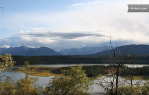Yukon Airbnb Yurt