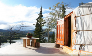 Yukon Yurt