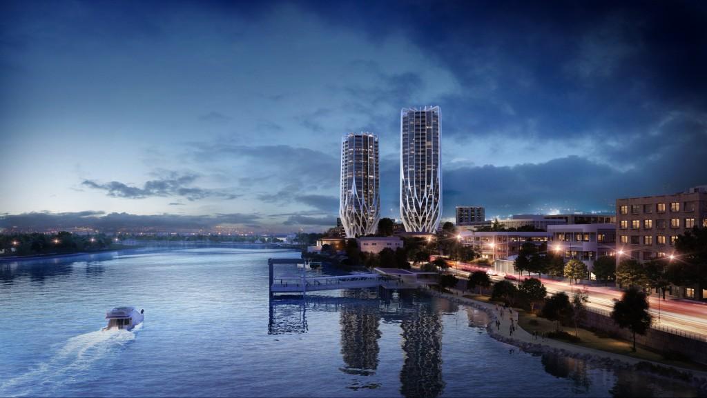 Zaha Hadid Architects brisbane skyscrapers-4