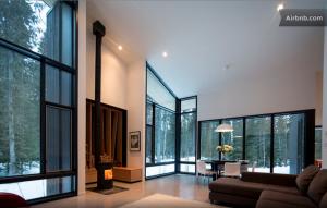 airbnb Golden BC cottage