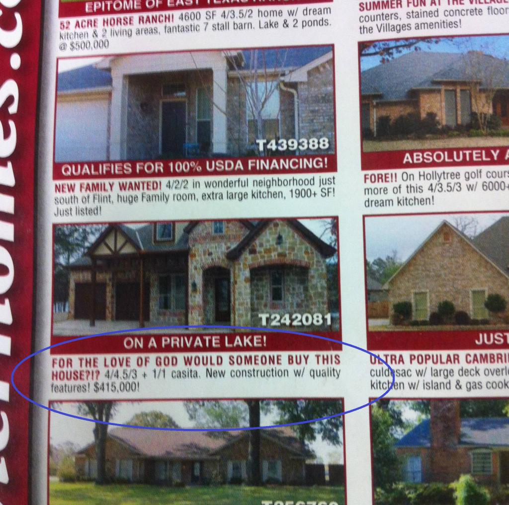 desperate real estate