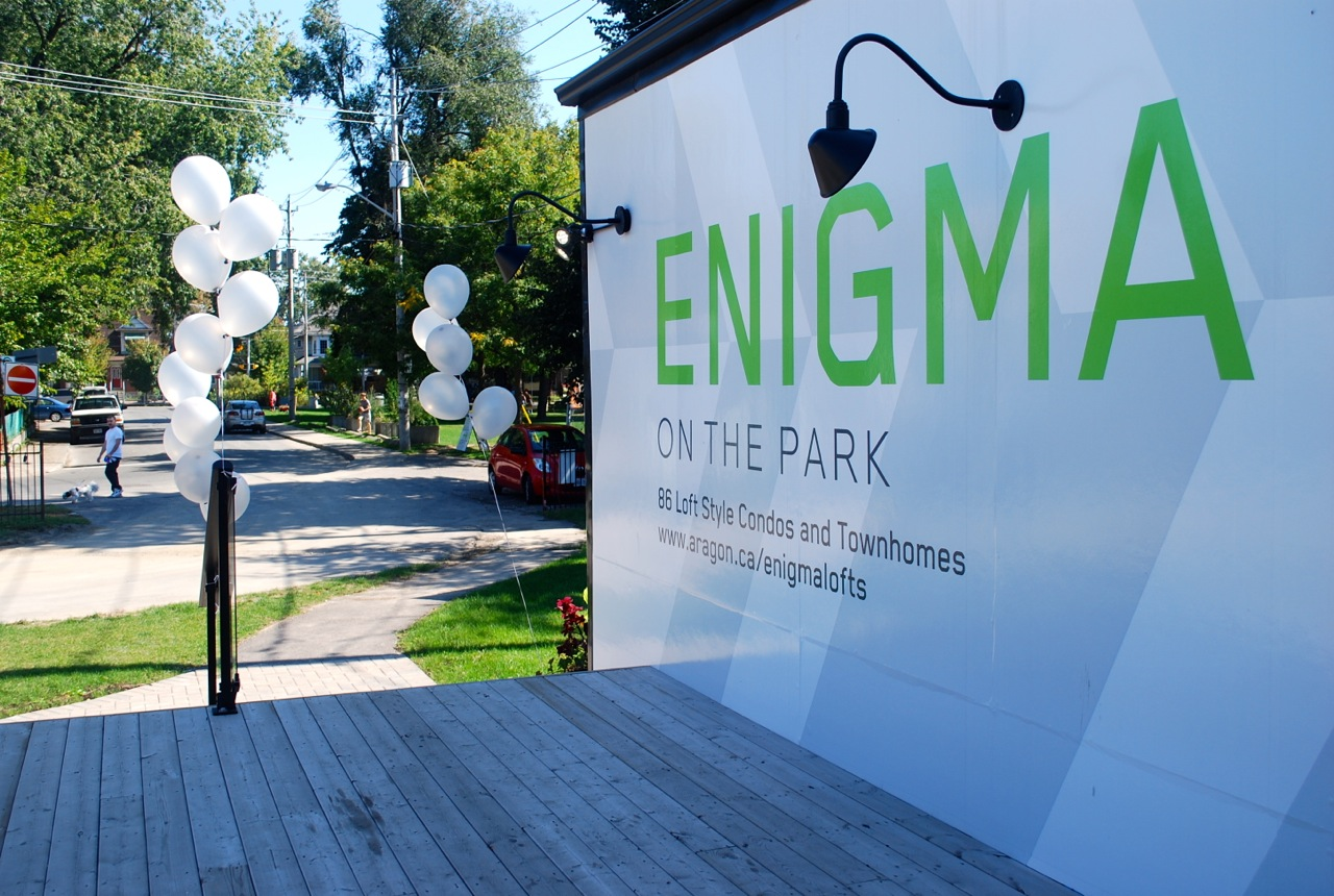 enigma lofts condos bloordale