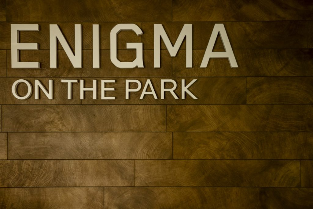 enigma on the park