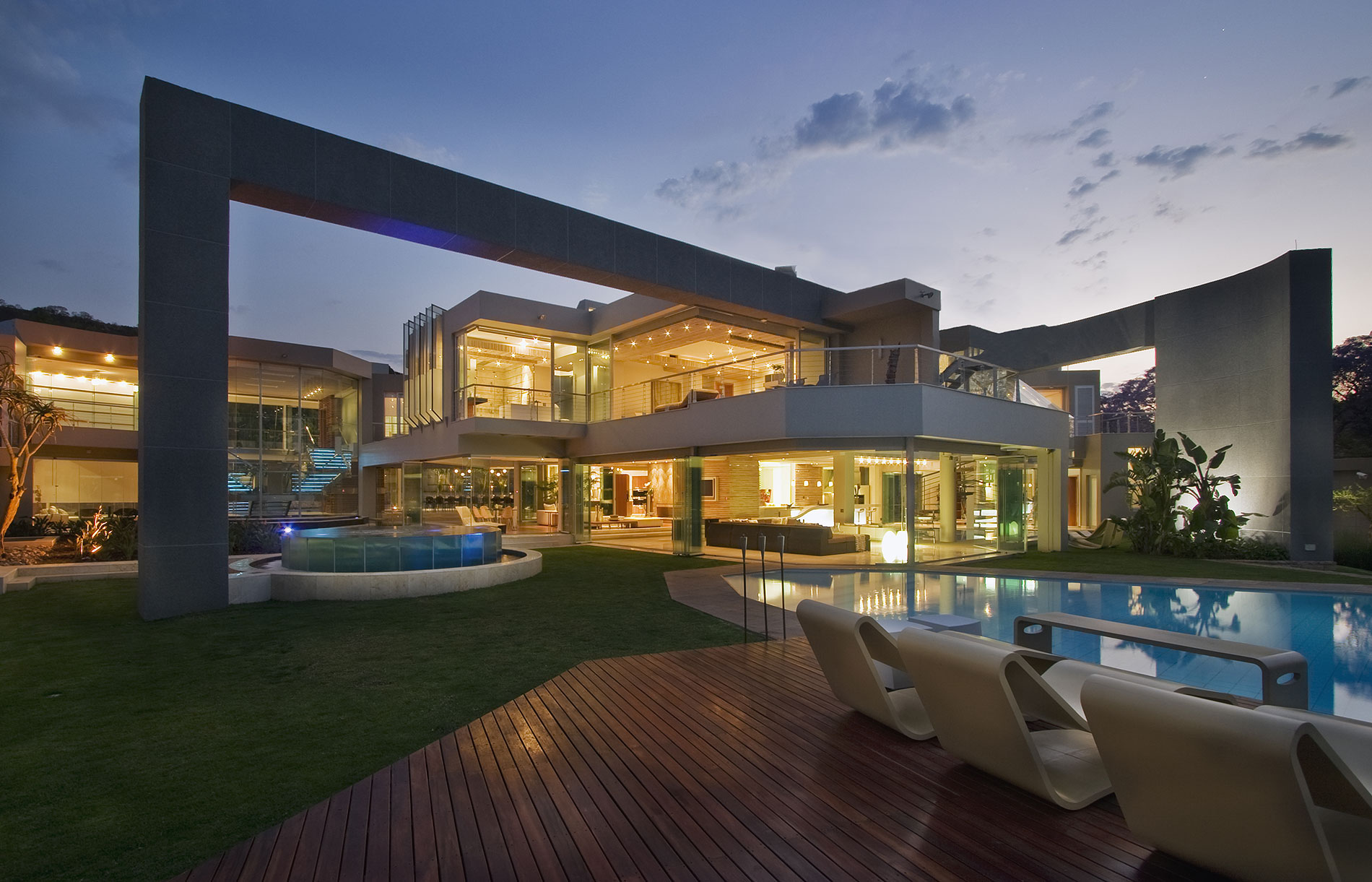 glass house south africa
