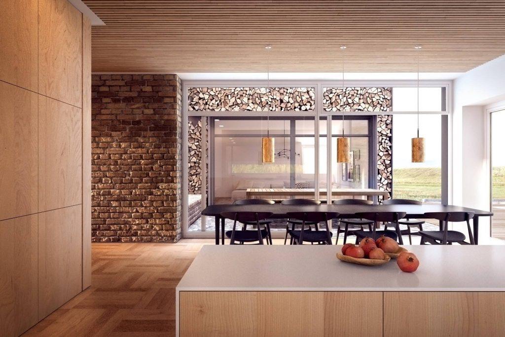 kitchen pilot house