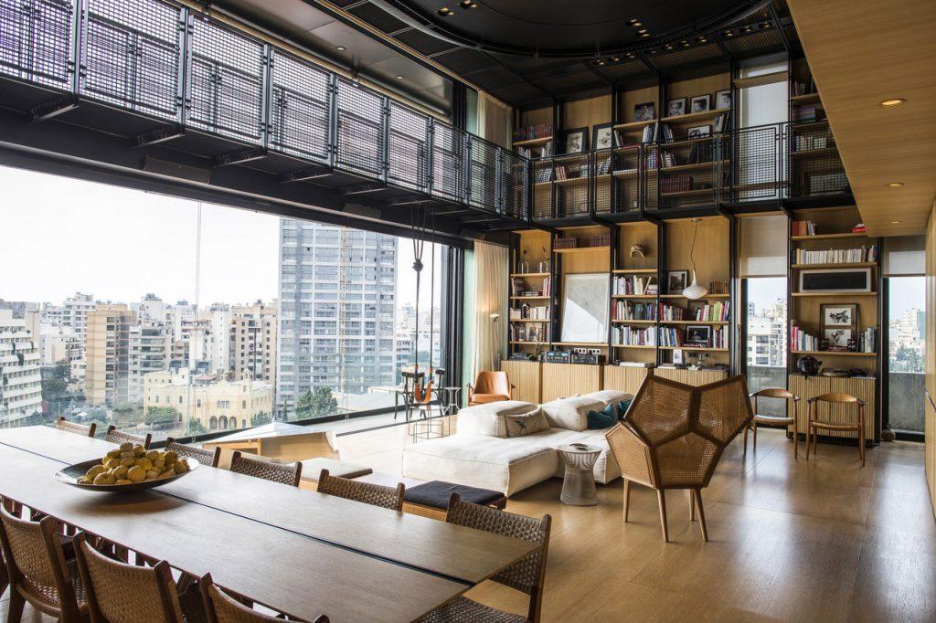 open penthouse