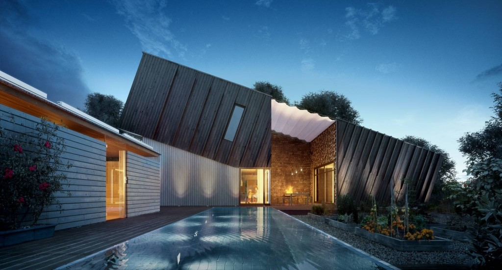 Forget zero emissions, this home produces more energy than it uses