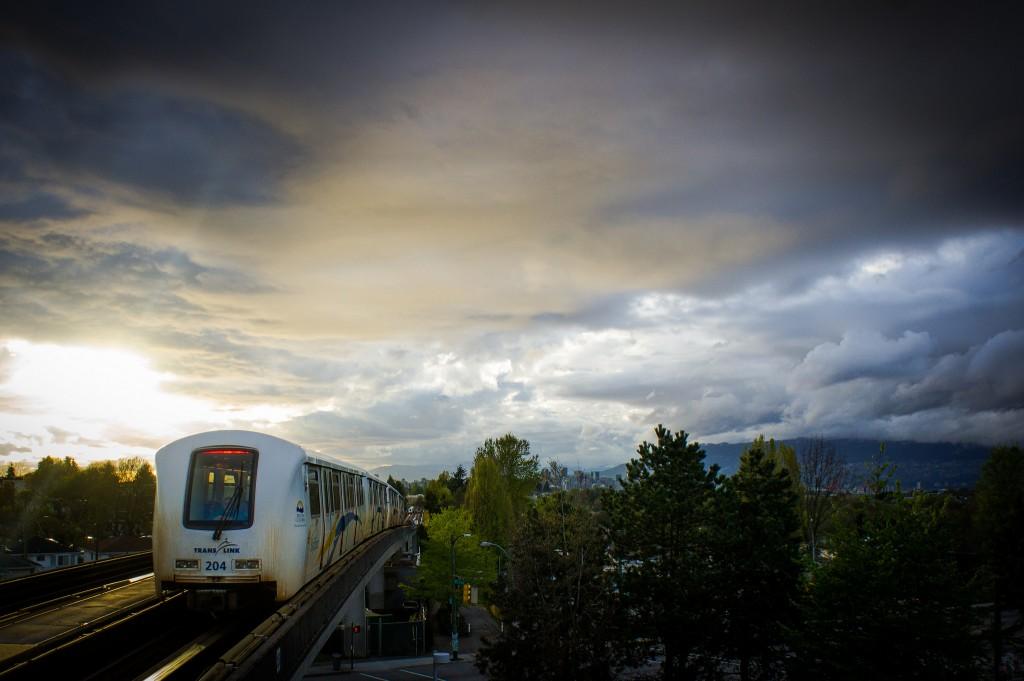 rapid transit canada