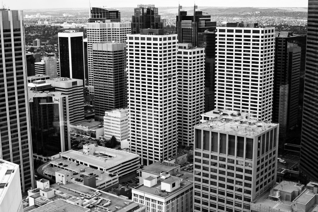 tallest buildings in Calgary