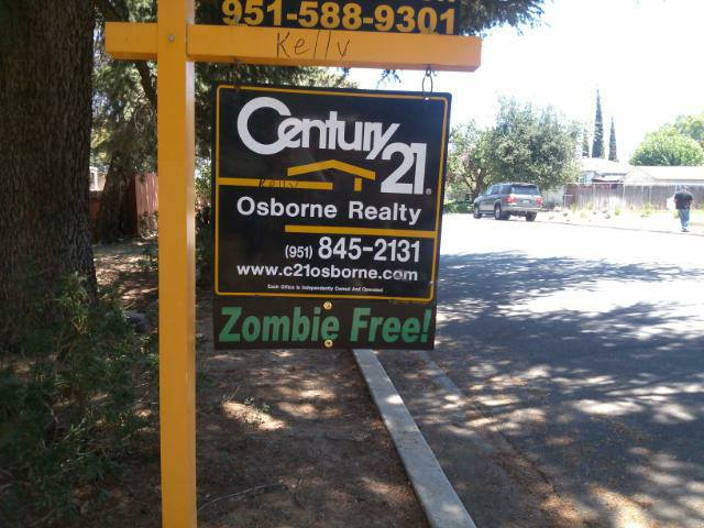 zombie real estate