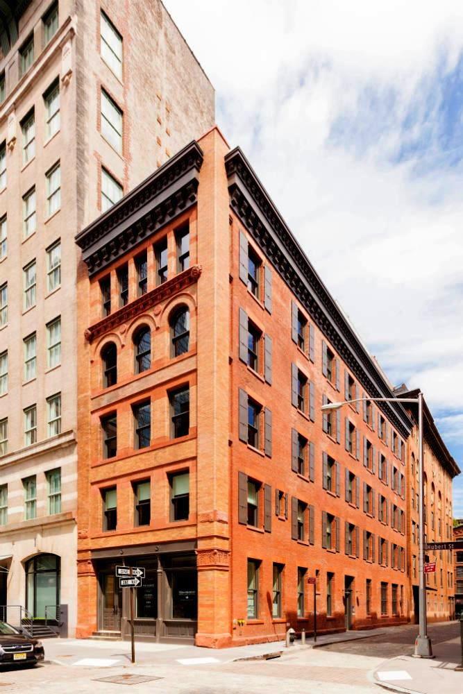 10 Hubert Street exterior