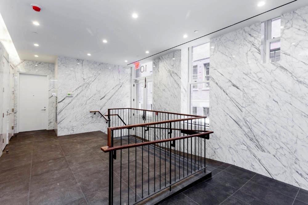 11 Hubert Street hallway