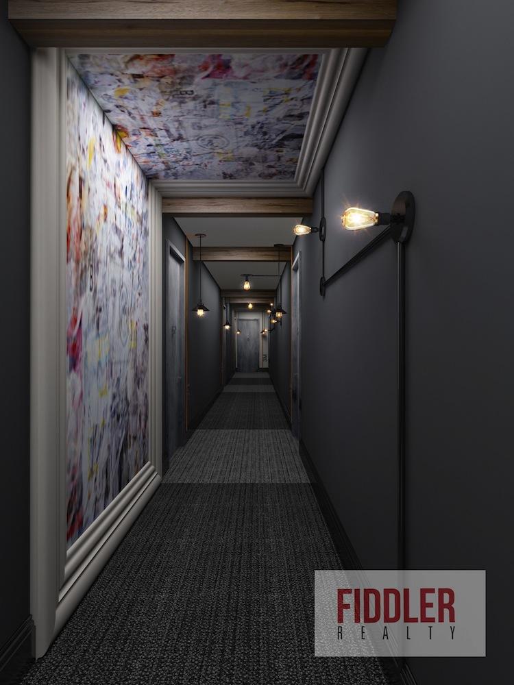 395 leonard renderings- hallway-view1