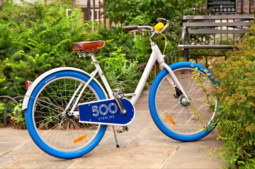 500 Sterling bicycle