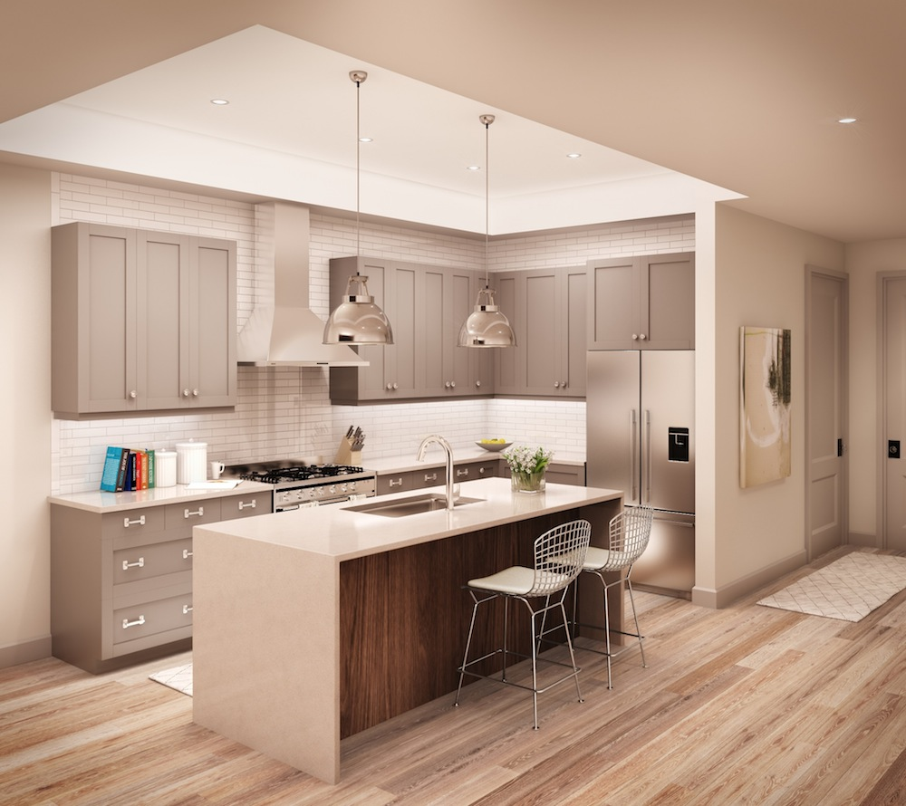 76 Lefferts Place kitchen
