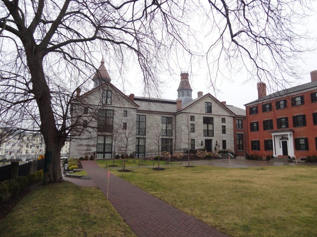 Old Salem Jail