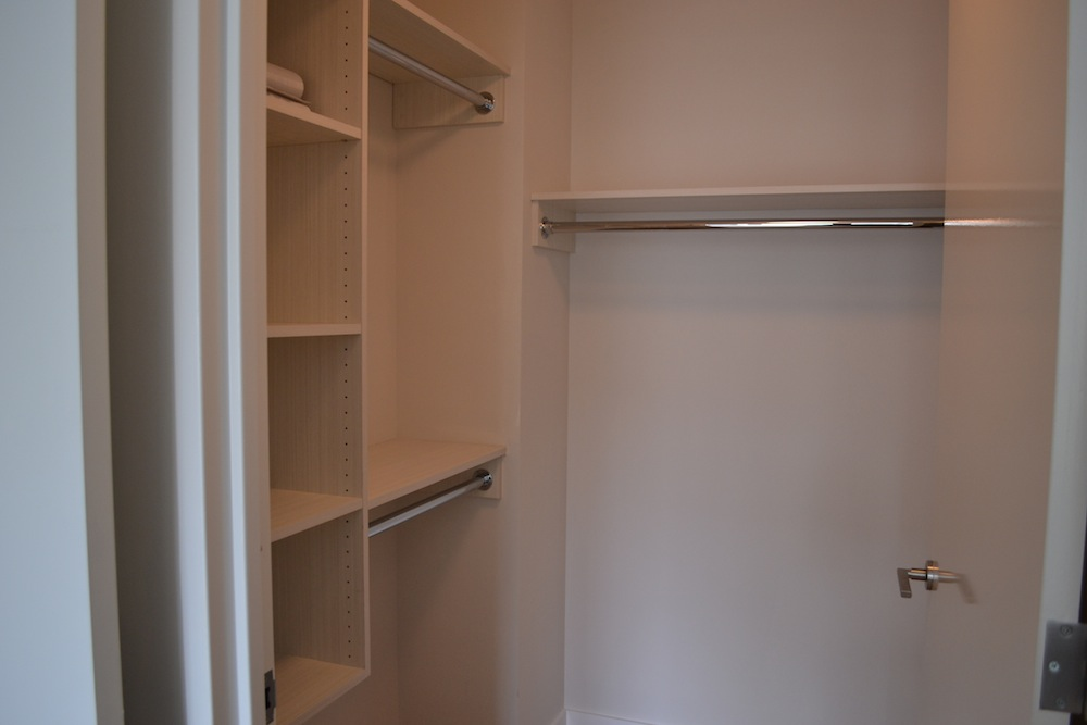 Adeline 10F closet