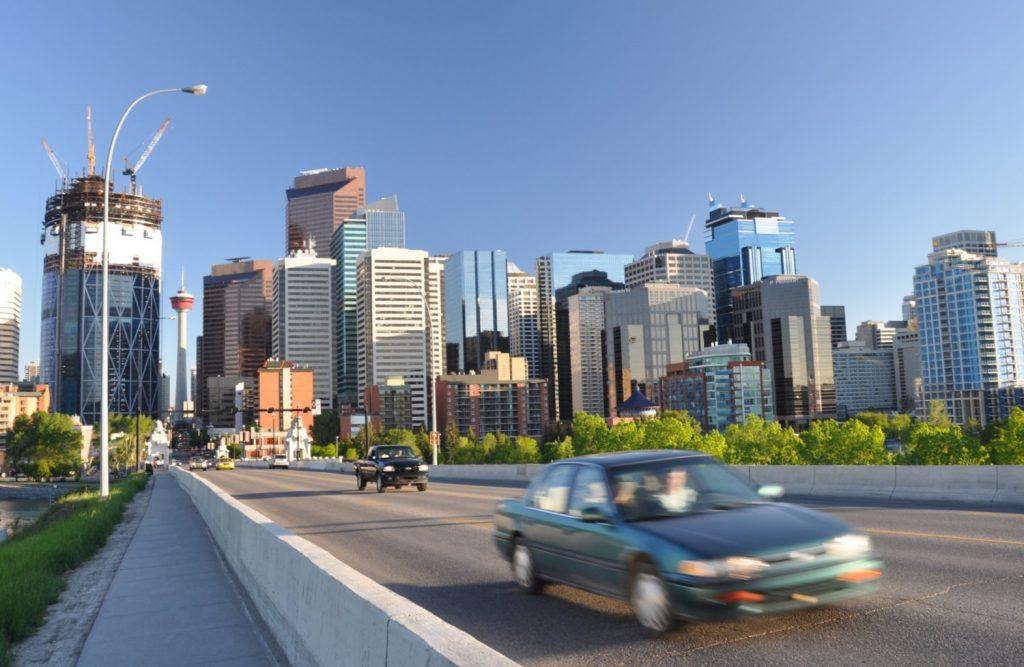 Calgary skyline-9