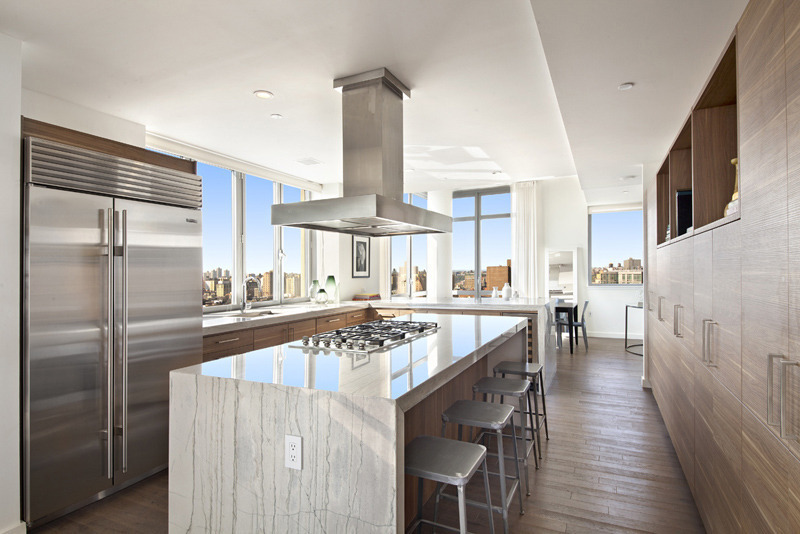 One Morningside Park kitchen