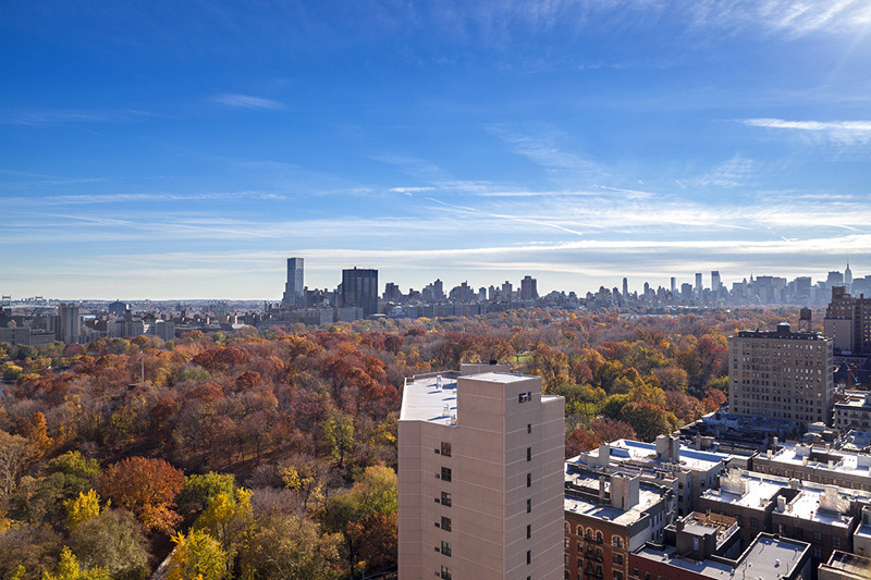One Morningside Park view