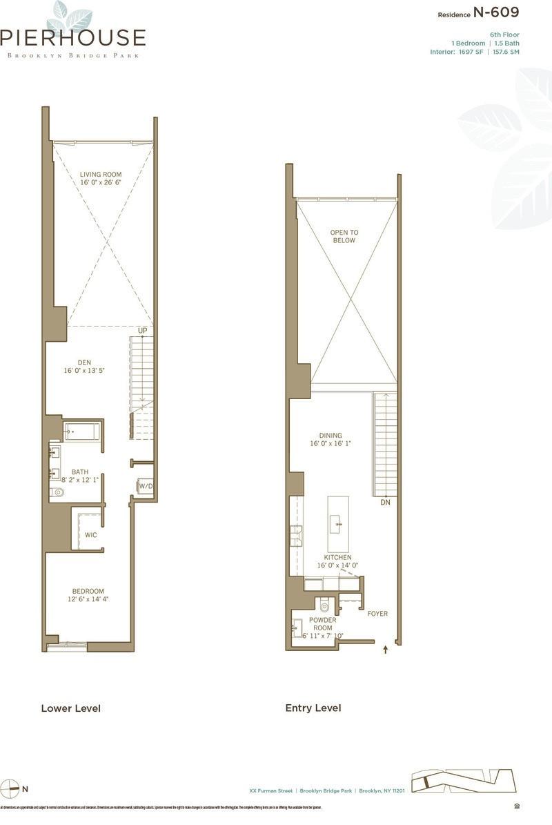Pierhouse N609
