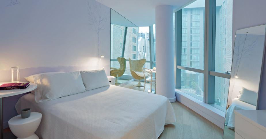 Prism bedroom