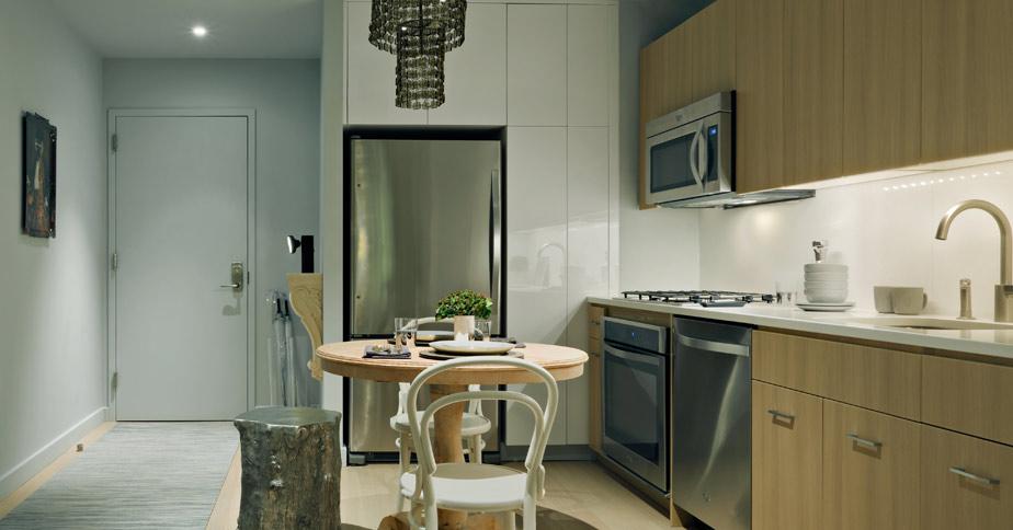 Prism kitchen