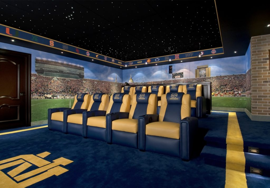 stadium home theater