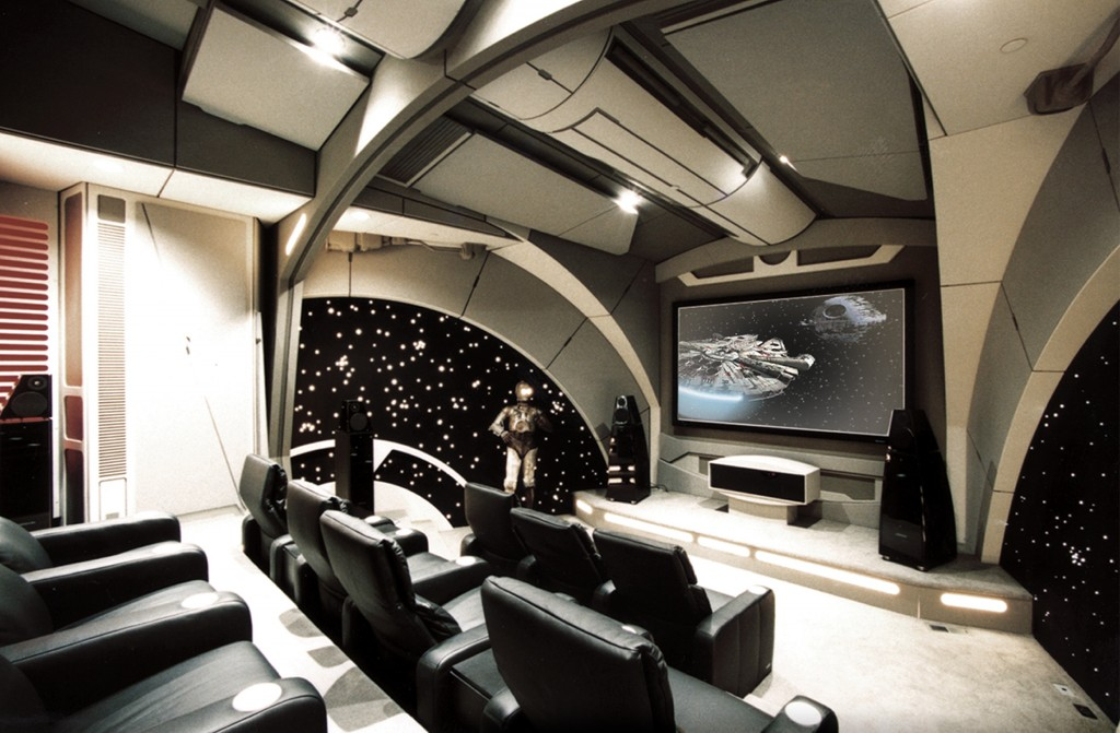 star wars home theatre