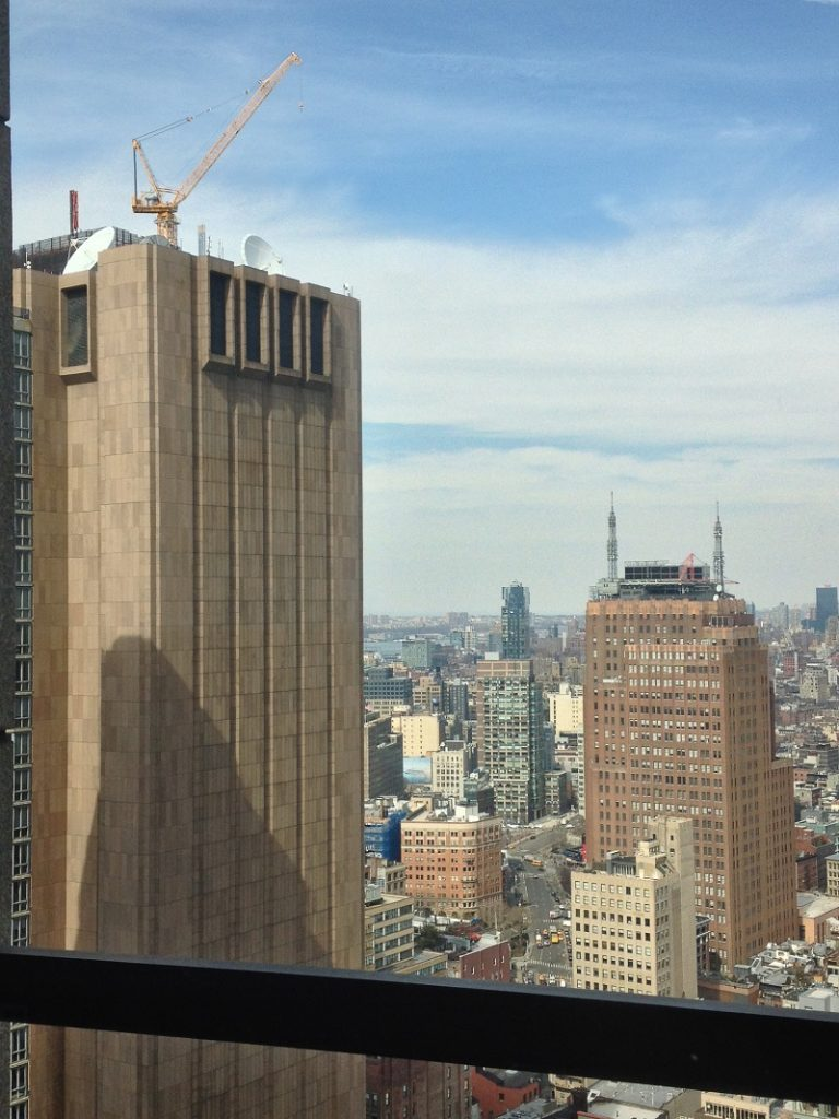 windowless building new york city